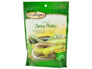 spicy pickle mix