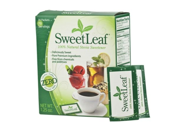 Sweetleaf Stevia Packets