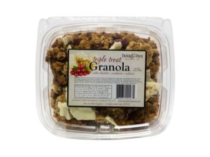 Gluten Free Triple Treat Granola