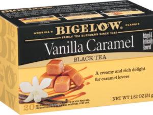 Vanilla Caramel Tea