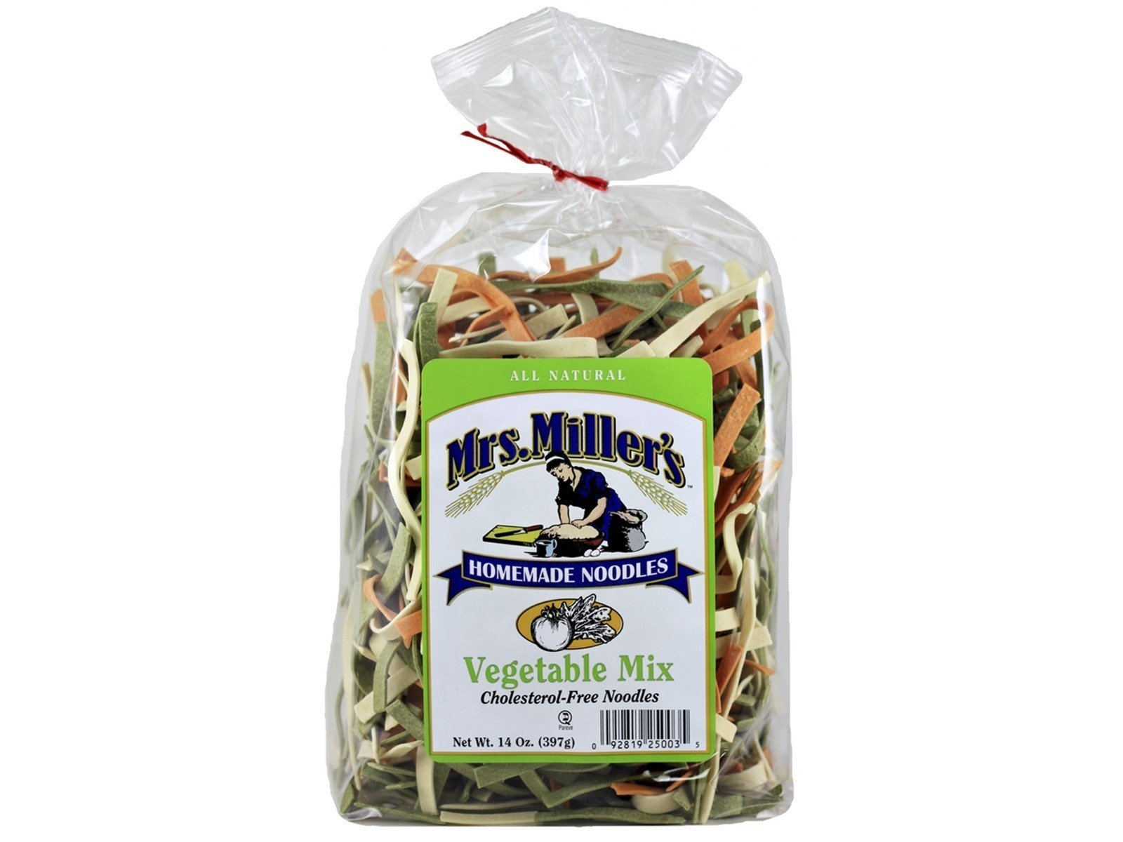 vegetable mix noodles