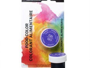 Violet Food Coloring Gel