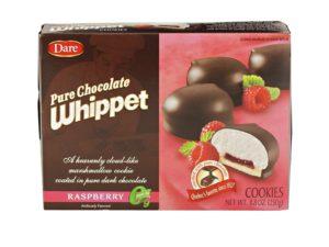 Whippet Raspberry Cookies