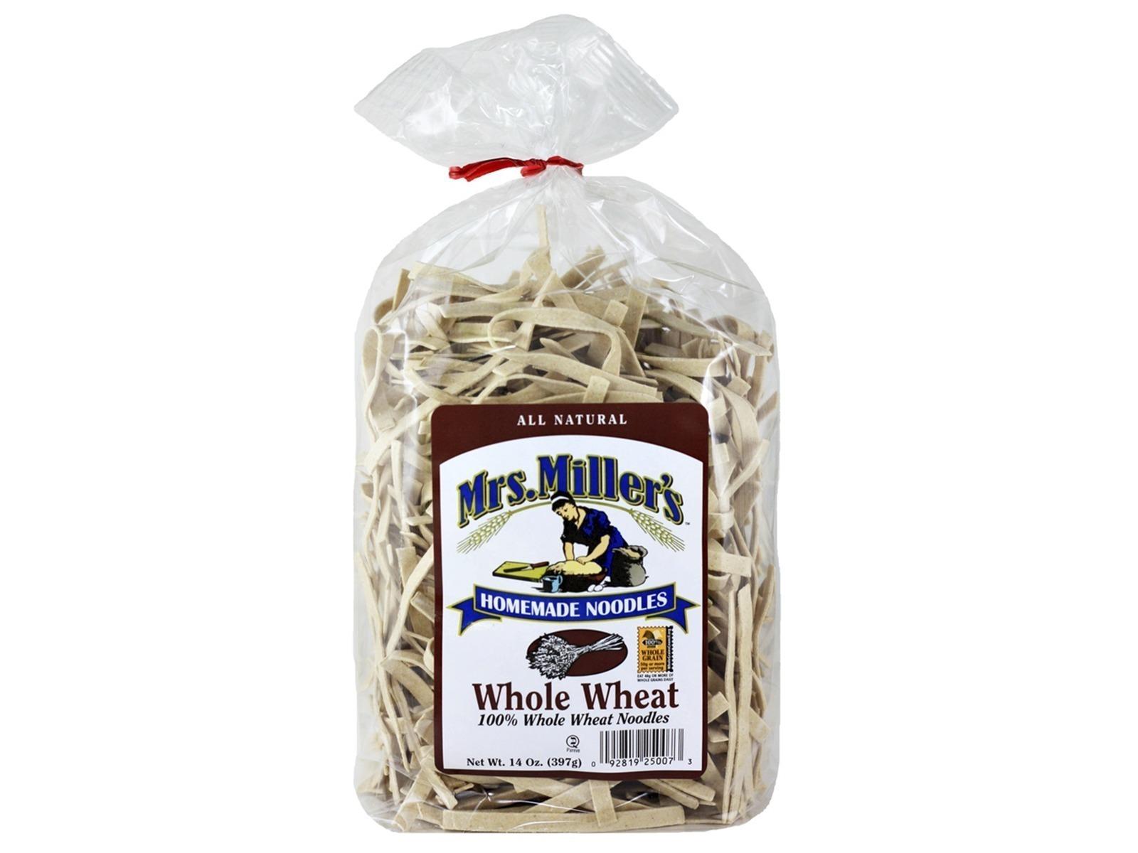 Whole Wheat Noodles
