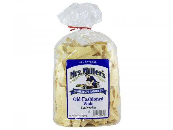 Old Fashioned Wide Noodles