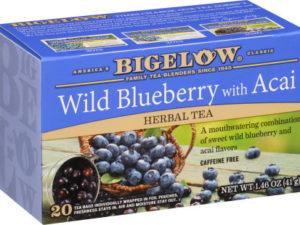 Wild Blueberry with Acai Tea