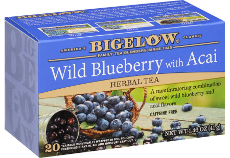 Wild Blueberry with Acai Tea