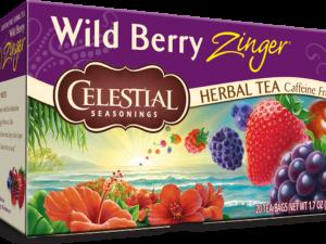 Wildberry Zinger Tea
