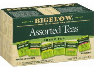 Assorted Green Tea