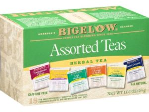 Assorted Herb Teas