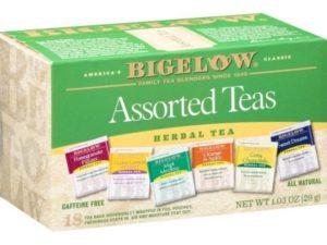 Assorted Herb Teas