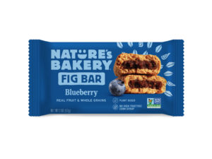 Whole Wheat Blueberry Fig Bar