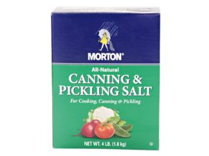 Pickling and Canning Salt
