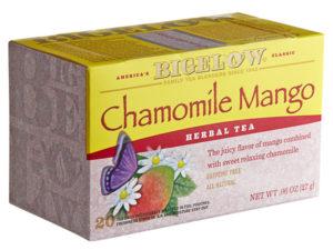 Chamomile Mango Tea
