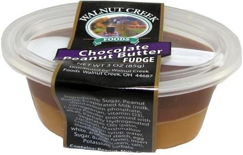 Chocolate Peanut Butter Fudge Cups