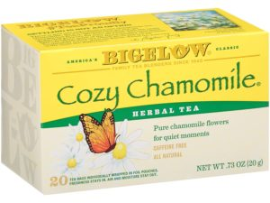 Cozy Chamomile Tea