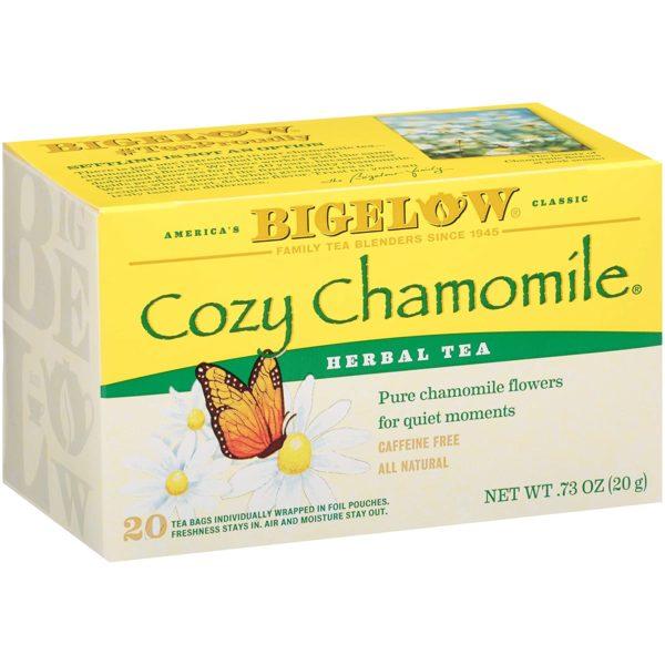 Cozy Chamomile Tea