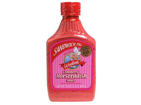 Cranberry Horseradish Sauce