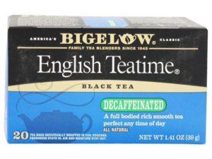English Teatime decaf