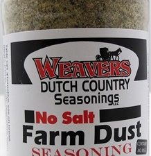 No Salt Farm Dust