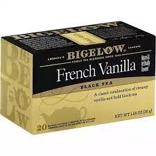 French Vanilla Tea
