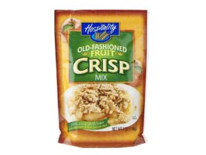 Fruit Crisp Mix