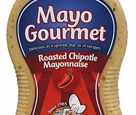 Roasted Chipotle Gourmet Mayo