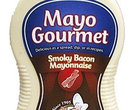 Gourmet Mayo Smokey Bacon