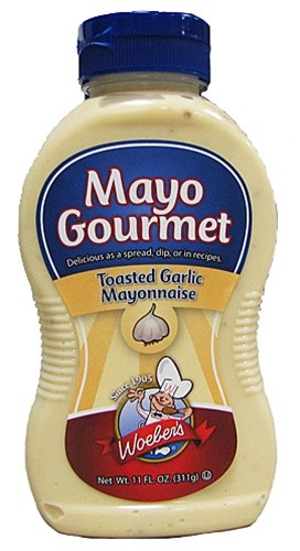 Gourmet Mayo Toasted Garlic
