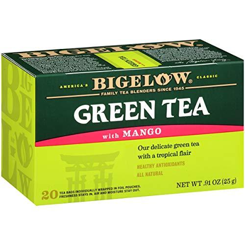 Green Tea with Mango