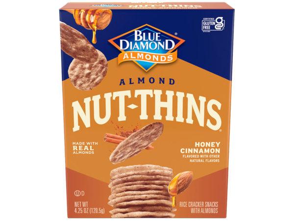 Honey Cinnamon Nut Thin