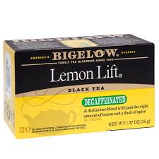Lemon Lift Tea decaf