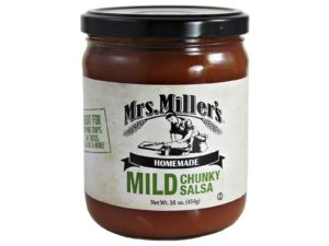 Mild Chunky Salsa
