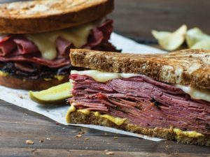 Cooked Pastrami