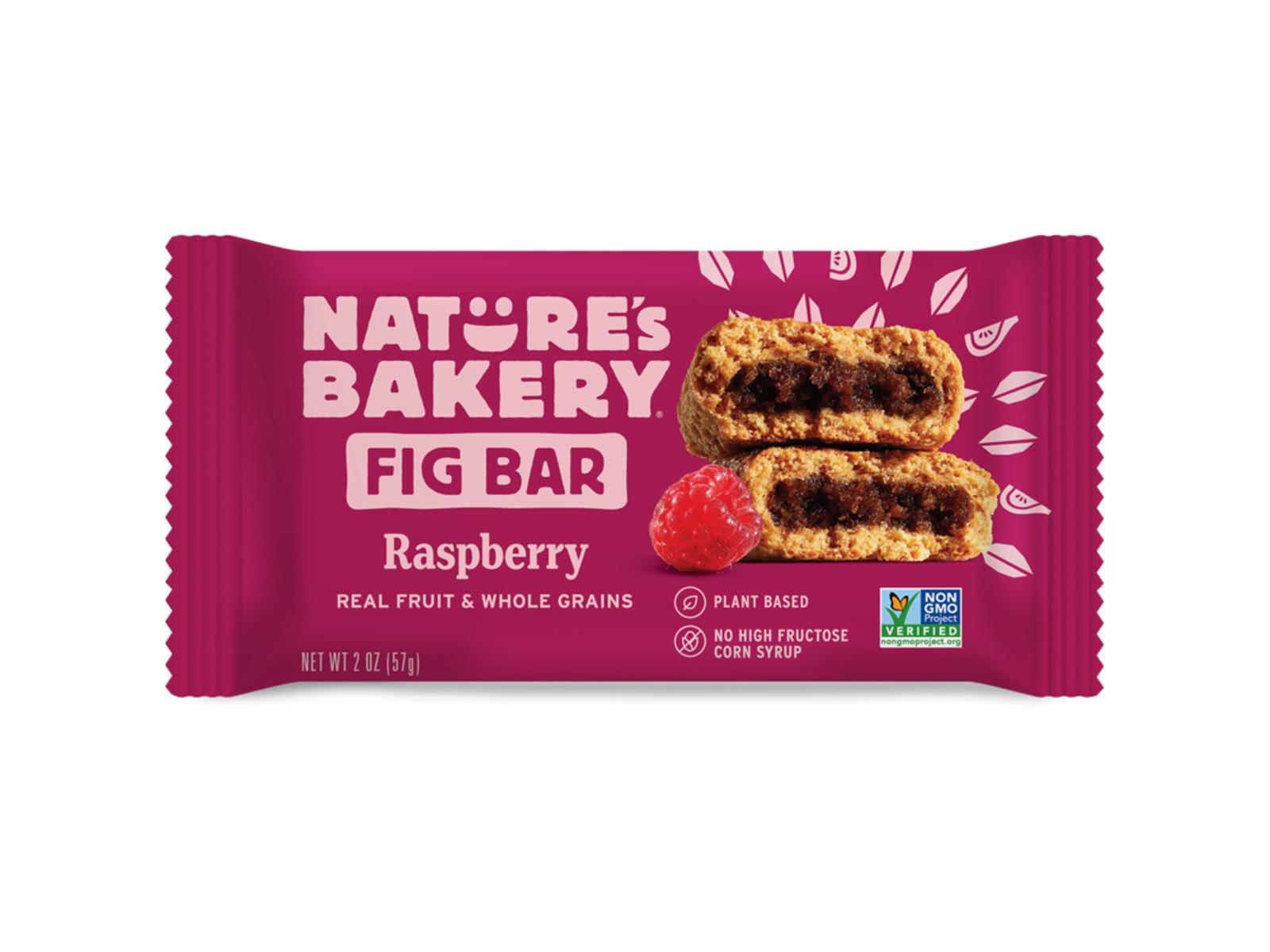 Whole Wheat Raspberry Fig Bar