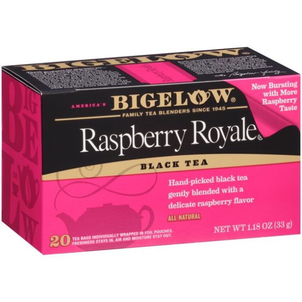 Raspberry Royale Tea