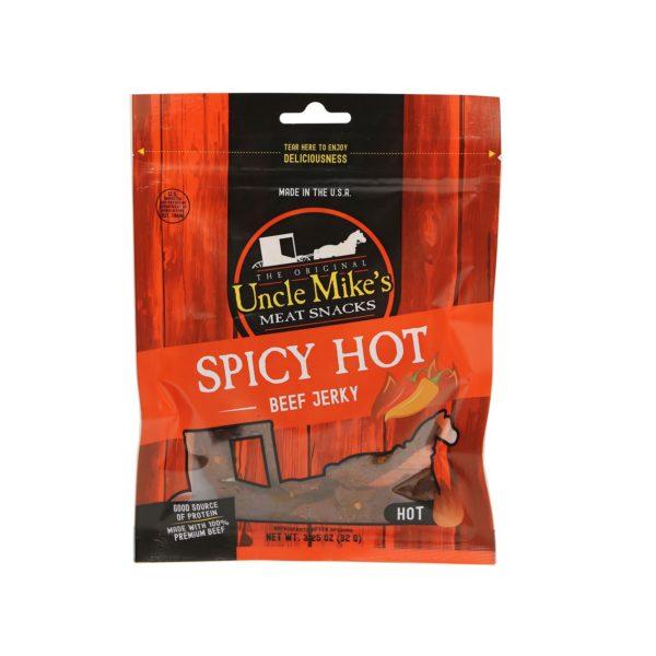 Spicy Hot Beef Jerky