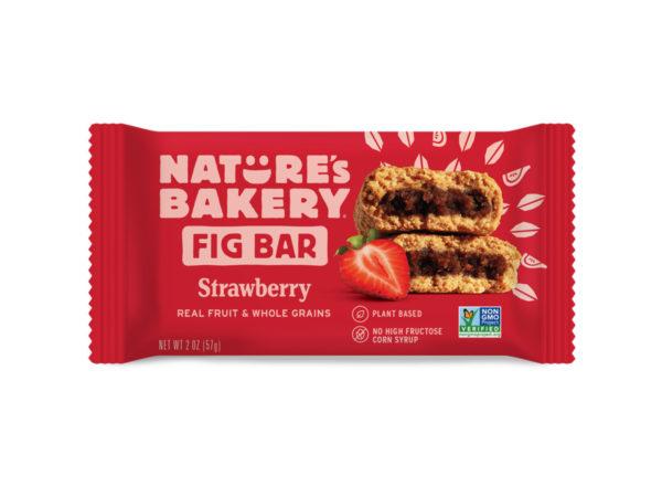 Strawberry Fig Bar