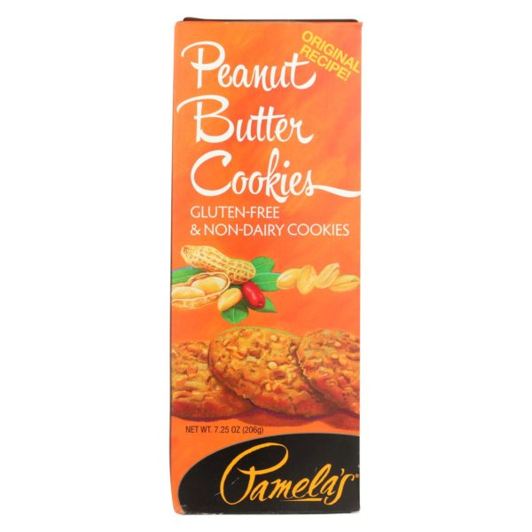 Peanut Butter Cookies -wheat free and gluten free