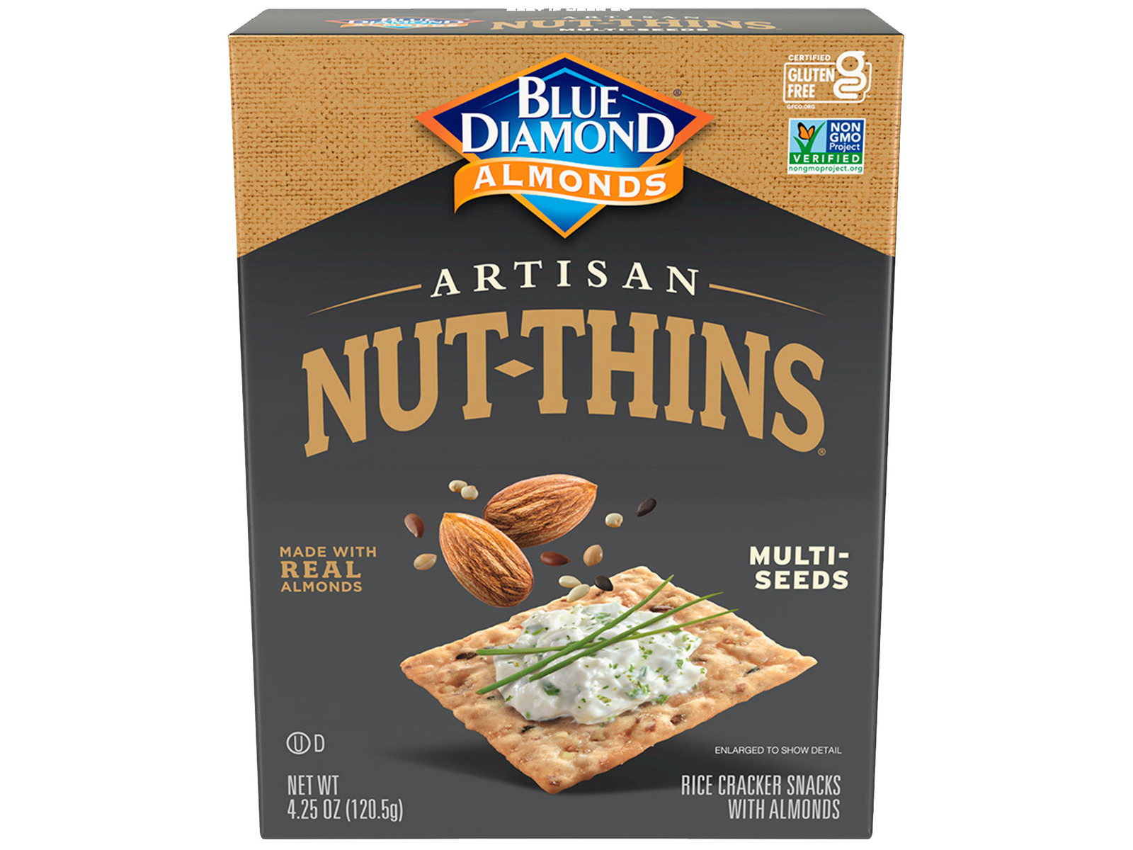 Multi-seed Nut-Thins